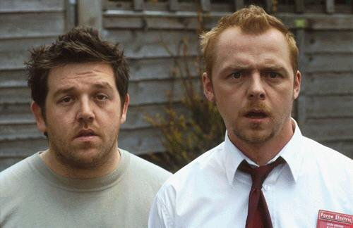 Simon Pegg and Nick Frost's Movies