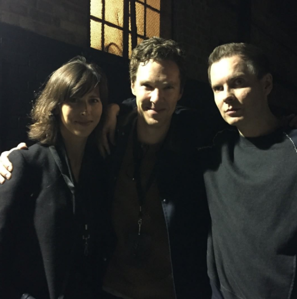 Benedict Cumberbatch, Sophie Hunter & Jonsi #SRLONDON