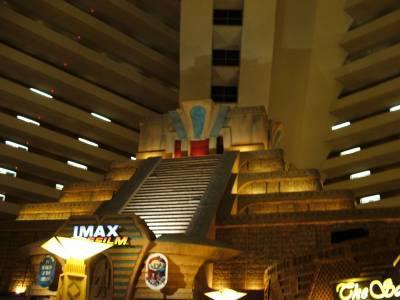 ceci est a interieur d une pyramide - a tous ceux qui veulent savoir