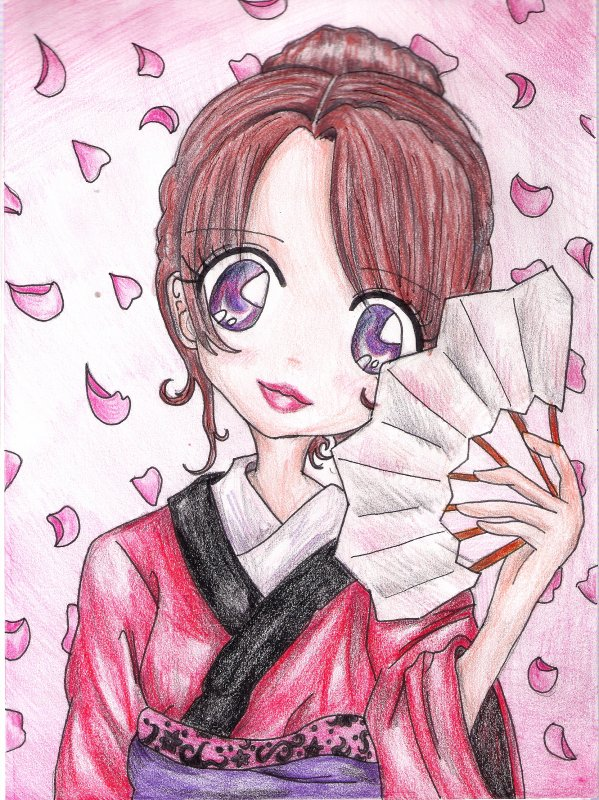 concours=> geisha