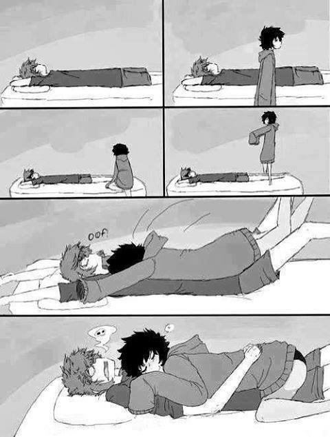 Hug ~~