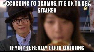 D'après les dramas...