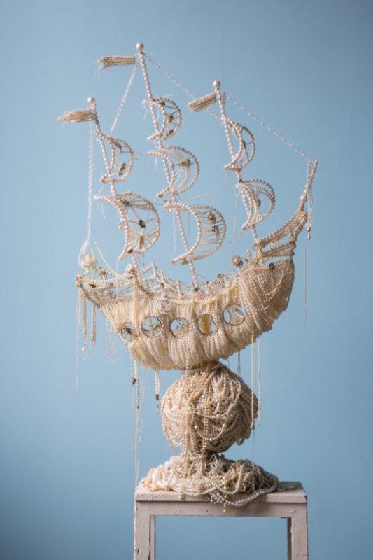 Amy  -  Navire Perlé