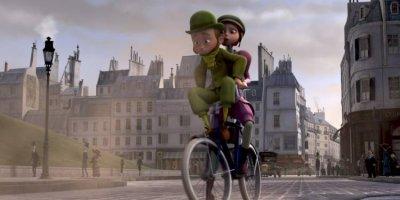 Un monstre à Paris: nostalgie en 3D