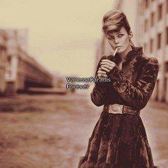 Photoshoot : Vanessa Paradis pour un magazine Ruse