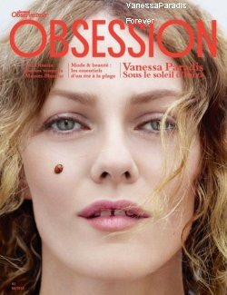 VANESSA PARADIS : INTERVIEW EXCLUSIVE POUR OBSESSION