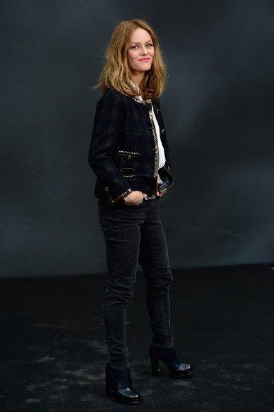 Chanel - Photocall - PFW F/W 2013