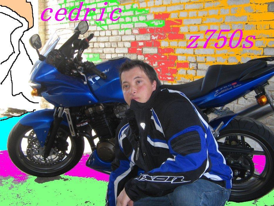 my name is CEDRIC
