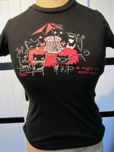 T-shirt emily the strange (7)