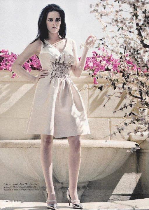 Kristen Stewart , Mannequain .