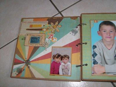souvenirs d école des enfants!!!