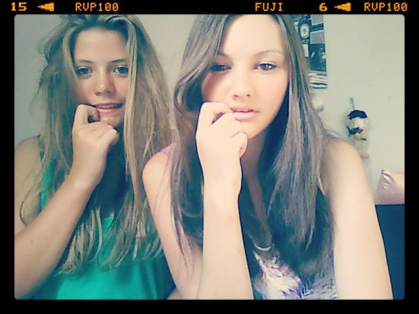 Louise & Adeline