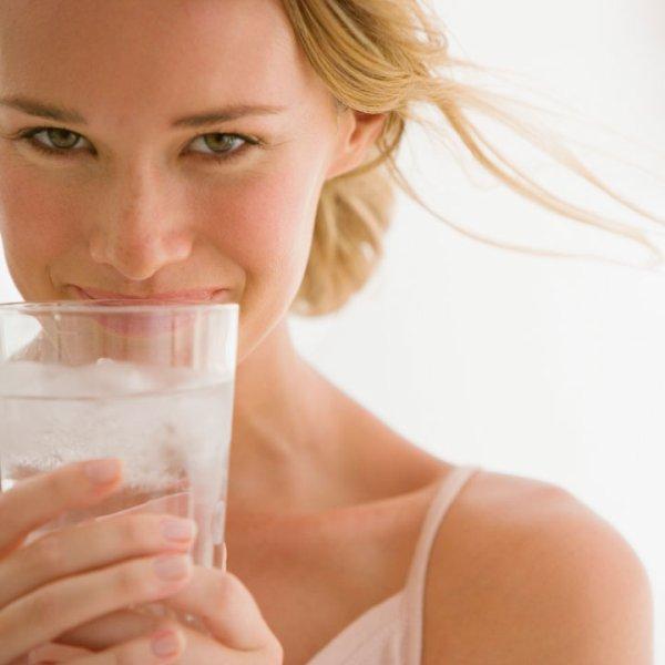 L'eau: un moyen efficace pour perdre du poids
