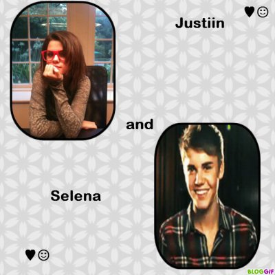 Montage ( justin and Selena ♥♥)
