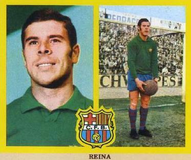 Pepe Reina et son père Miguel