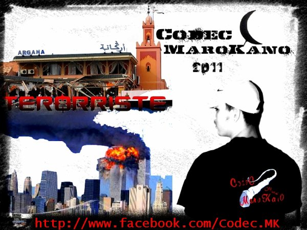 FANATISME / Codec MaroKano  2011 new (2011)