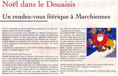 LES CUCURBITADES  .......MARCHE DE NOEL...... MARCHIENNES  (NORD)