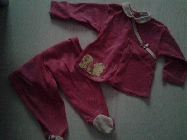 pyjama winnie