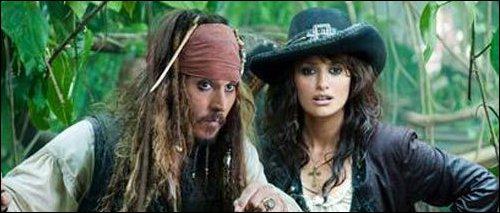 Je t'aimmmmmmme Cap'taine Sparrow  !