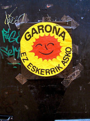 FERMETURE DE LA CENTRALE NUCLEAIRE DE GAROÑA EN 2013