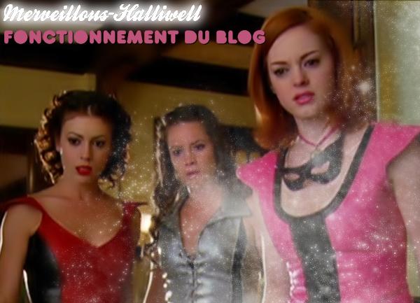 Source about Charmed - Fonctionnement/Sommaire du blog.