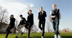 Les boys. (: