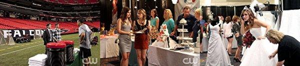 Le mariage de Brooke, un moment clé de la saison 8, rapportera deux personnages pilié de la série, Lucas Scott ( Chad Michael Murray), et Peyton Sawyer Scott ( Hilarie Burton), a revenir. Le nombre d'épisodes avec leur présences n'est pas encore défini. On croise les doigts, pour le plus possible !