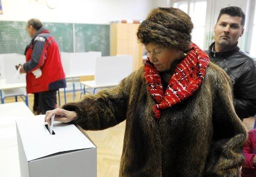 La croates s'opposent aux Mariage homosexuels, par référendum.