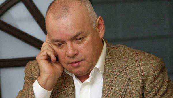 Russie - Un présentateur homophobe nommé à la tête d'une grande agence de presse