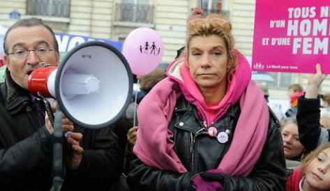 Hervé Mariton, député vivement opposées au Mariage pour Tous, se porte candidat à la présidence de l'UMP...