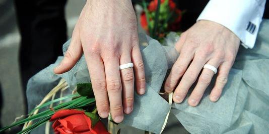 A Paris en 2014, 13% des mariages était des mariages homosexuels !