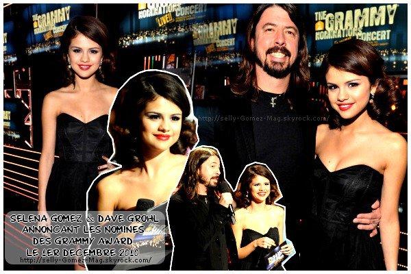 Selena Gomez était l'invitée de l'émission 'Live with Regis and Kelly', ce mercredi 1er décembre, à Las Vegas. Souriante comme à son habitude, la jeune femme assurait la promotion de son dernier album 'A Year Without Rain' et en a également profité pour évoquer sa relation amicale avec la chanteuse country Taylor Swift. La ravissante actrice de la série à succès « Les sorciers de Waverly Place » a donc évoqué son amitié avec Taylor Swift et a offert un concert en direct ! « Je crois que la raison pour laquelle Taylor et moi sommes les meilleures amies du monde tient au fait que nous avons des mentalités similaires. Nous sommes très chanceuses, nous sommes bénies, mais nous aimons mener une vie simple comme n'importe quelle jeune femme » a déclaré la chanteuse et actrice. « Nous allons au cinéma, nous mangeons des glaces, nous sortons dîner. Nous faisons du shopping. En vérité, rien ne nous arrête. Nous sommes très reconnaissantes envers nos fans » a ajouté la jolie brune. La jeune femme très épanouie, était élégamment vêtue, elle portait une robe courte pailletée de couleur mordorée mettant en valeur son joli teint doré ainsi que des escarpins rouges à talons aiguilles, un choix de tenue qui mettait en valeur sa silhouette longiligne !  Des chaussures qui ont captivé l'½il des présentateurs…