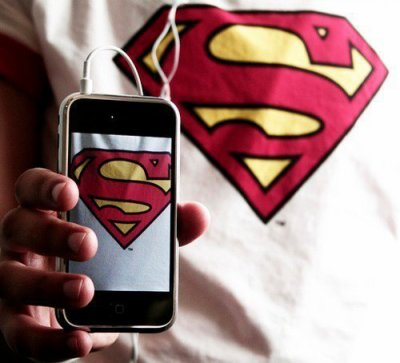 """#4 .""""J'me prend pour Superman , Alors que dans ma tete j'vais SuperMal """" ♥"""