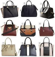 Les sacs à main!! :-)