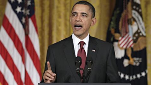 Obama lance un ultimatum à Kadhafi