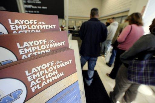 Troisième semaine de baisse des inscriptions au chômage