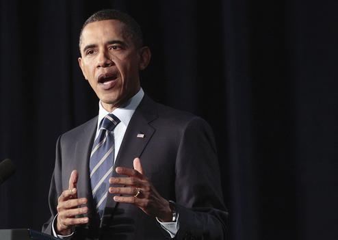 Obama veut réduire le déficit budgétaire
