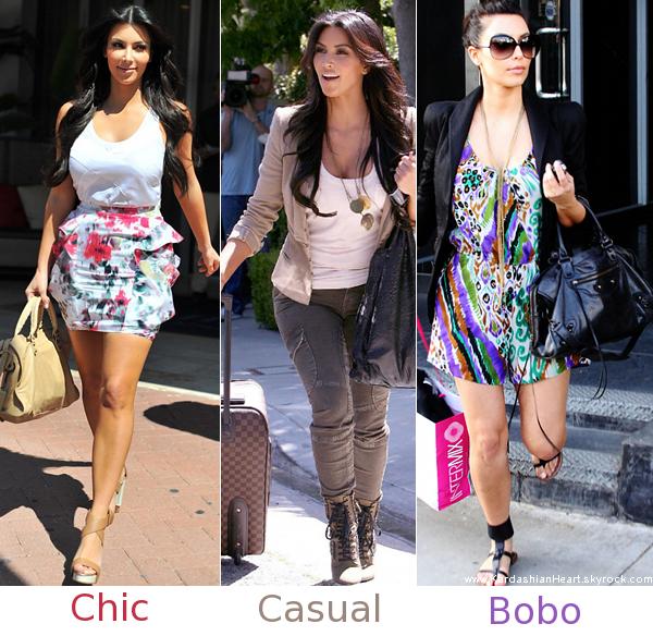 . Parmis ces trois TOP , lequel préfères-tu ? .