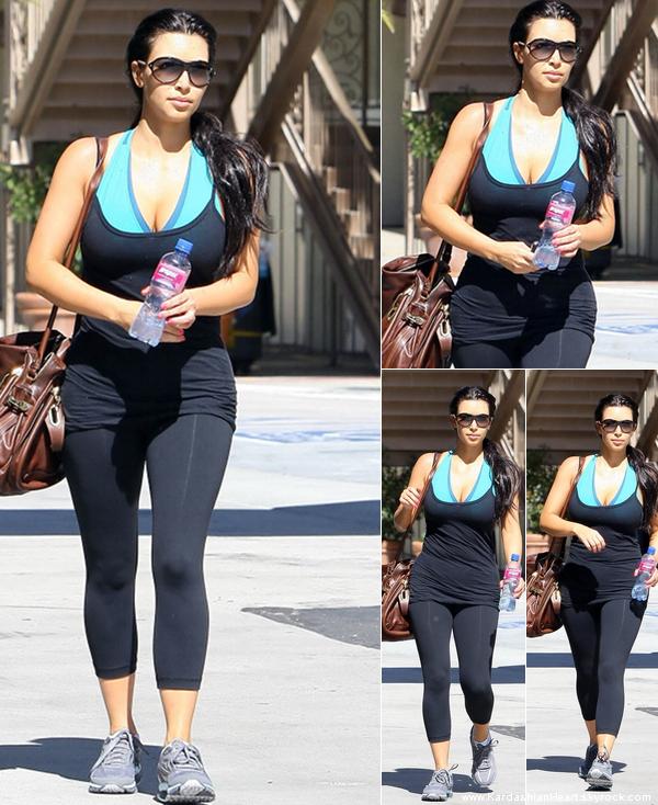 . 26.04.11 Kim fesait de la gym.