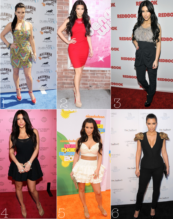 . Parmis ces évents , quelle tenue préfères-tu ? .
