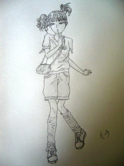 Re - manga