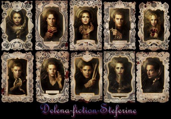 Fiction 15 : Delena-fiction-Steferine