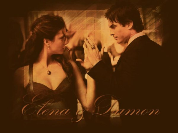 Fiction 21: fiction-Delena-TVD