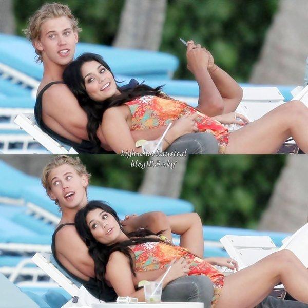 Breaking News : Vanessa Hudgens à Hawaï dans le cadre de la promotion du film Journey 2