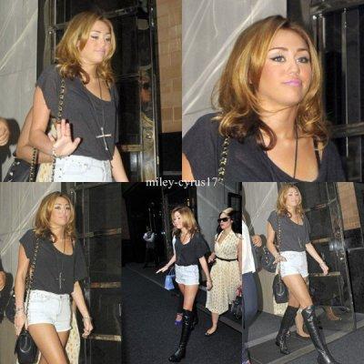 Miley change de look