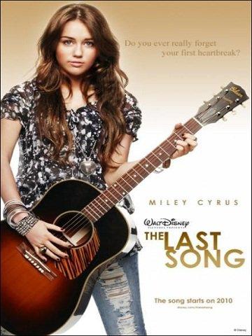 The Last Song le nouveau film de Miley ne sortira pas en salle