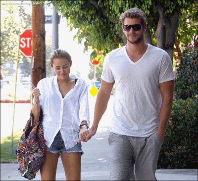 Miley et Liam