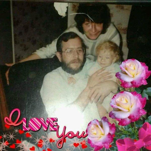 Mes parents que j'aime plus que tout qu'il reposes en paix je vous aime