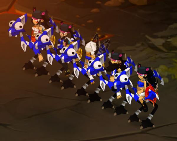 Voila les nouvelles couleur de la team !