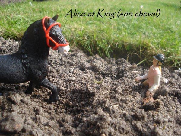 King et Alice